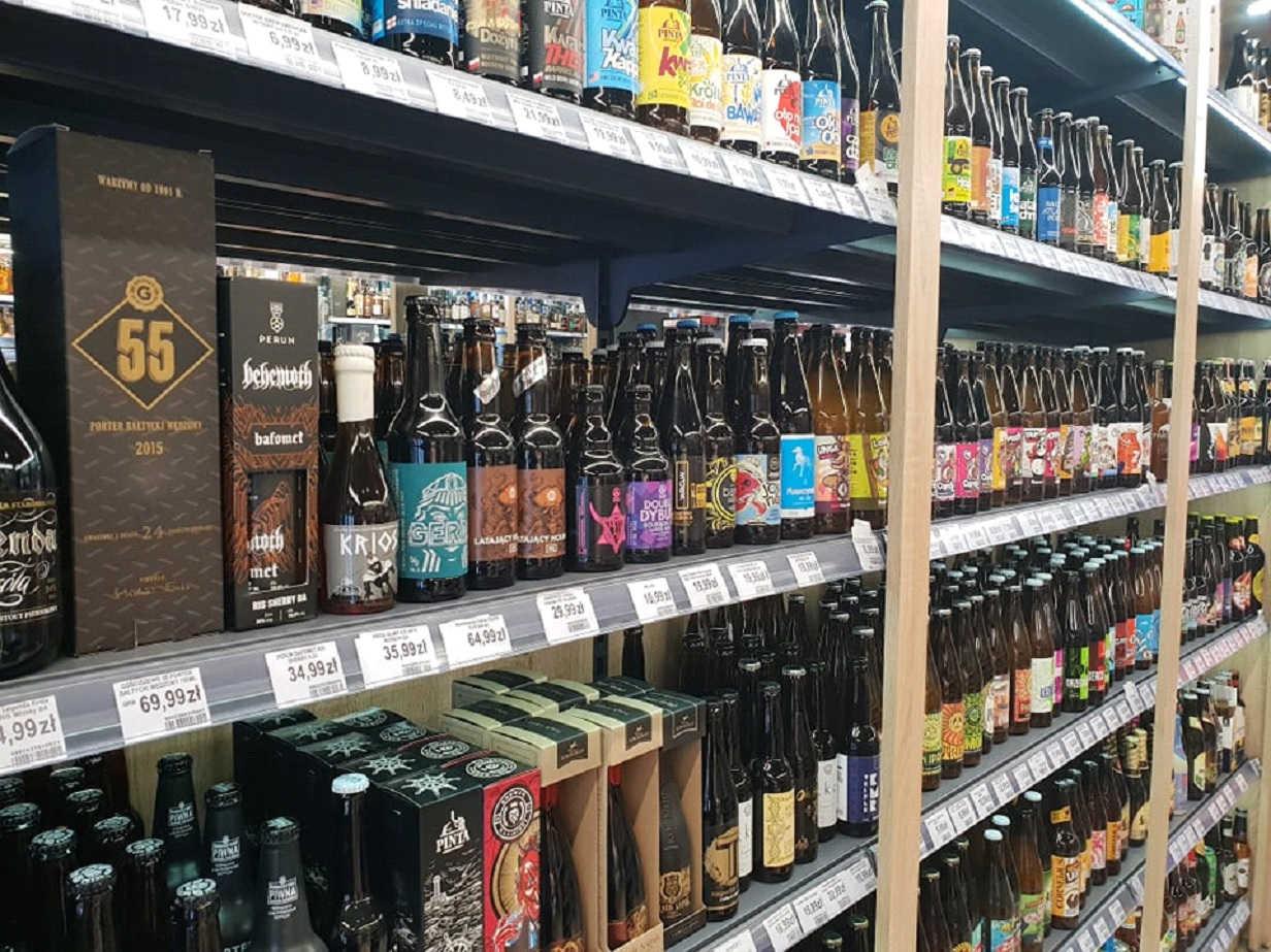 Świat piwa składa się z wielu różnych stylów piwnych