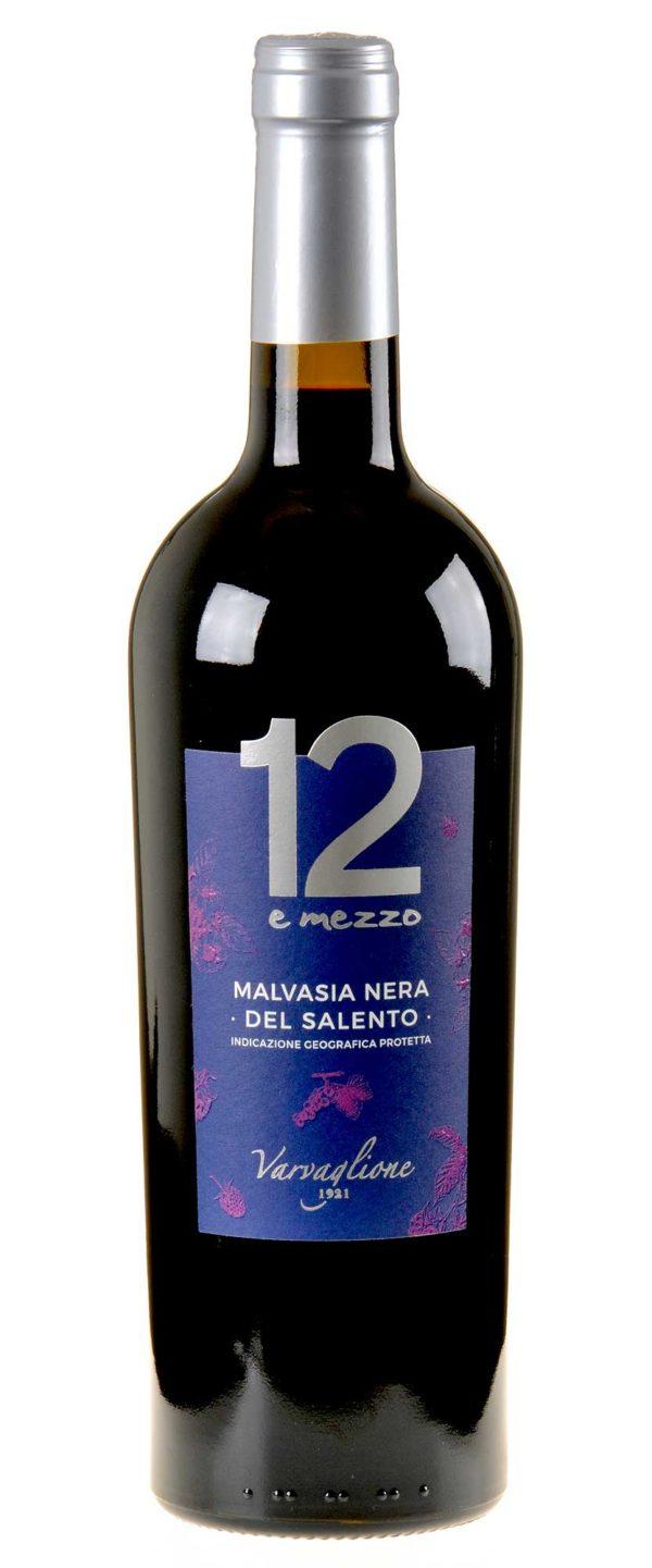 12 E MEZZO MALVASIA NERA