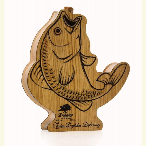 dębowa złota rybka