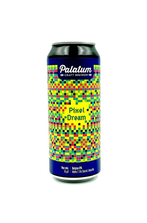 Palatum Pixel Dream
