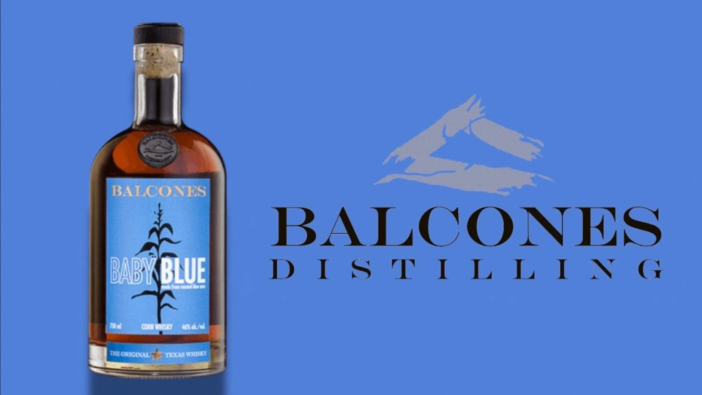 Balcones Baby Blue Whisky